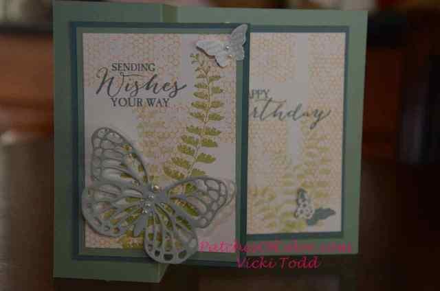Butterfly Basics z-fold