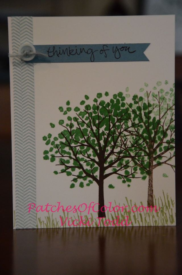 2016 May card class