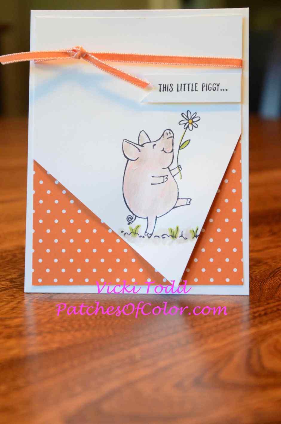 Piggy Happiness