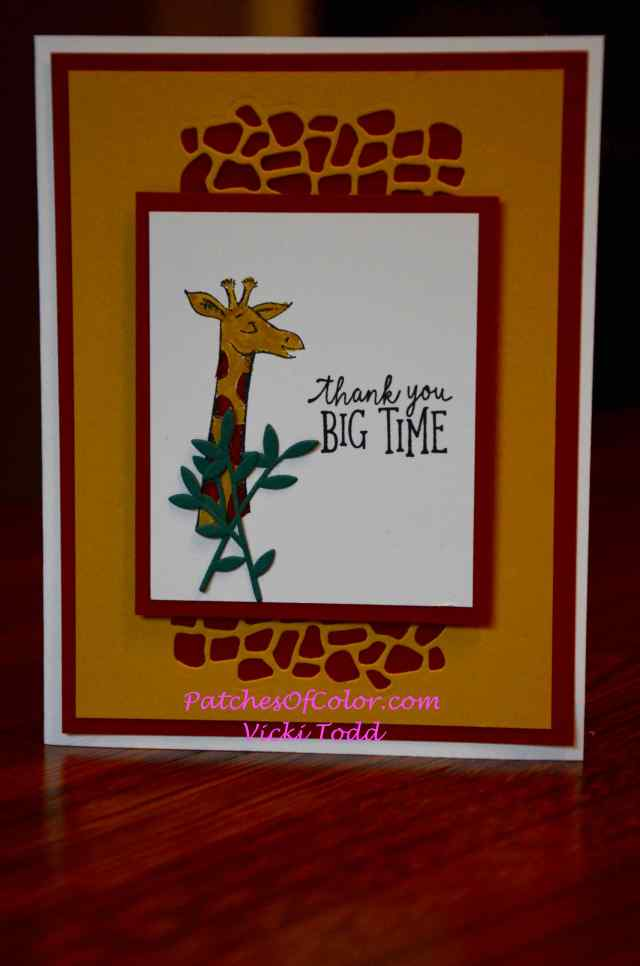 Giraffe Animal Outing
